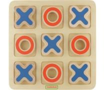 Medinis galvosūkių žaidimas | Kryžiukai - Nuliukai | Masterkidz MK01726