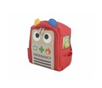 Vaikiškas medinis gaisrininko rinkinys kuprinėje | Masterkidz MK07223