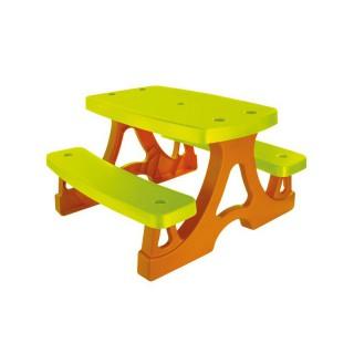 Iškylos stalas su 2 suoliukais   Mochtoys 10722