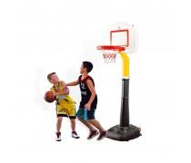 Krepšinio stovas su reguliuojamu aukščiu nuo 145 – 231 cm | Woopie 28293