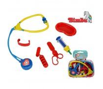 Gydytojo rinkinys lagamine su 6 priedais | Simba 5545260_MIS