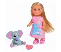 Lėlė Evi su drambliuku | Evi Love | Simba 5733355