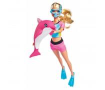 Lėlė Steffi su delfinu | Steffi | Simba 5733201