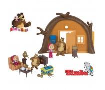 Mašos ir lokio namas su priedais | Maša ir lokys | Simba 9301632