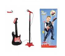 Vaikiška gitara su mikrofonu | My Music World | Simba 6833223