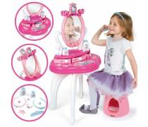 Kosmetinis staliukas su kėdute 2in1 | Hello Kitty | Smoby 320239