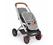 Lėlių vežimėlis dvynukams | Maxi Cosi Quinny | Smoby 253204