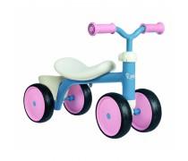 Paspiriamas rožinis balansinis keturratis | Rookie Ride | Smoby 721401