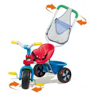 Triratukas - mėlynas   Baby Balade   Smoby 444500