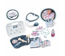 Vaikiškas gydytojo lagaminas su priedais | Smoby 240301