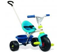Vaikiškas mėlynas triratukas | Be Fun | Smoby 740323