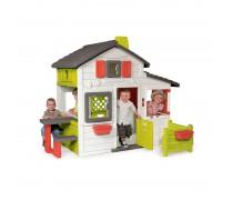 Žaidimų namelis | Friends House Floralie | Smoby 310209