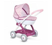 Vežimėlis lėlei 42 cm | Baby Nurse | Smoby 254103