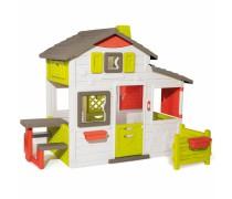 Žaidimų namelis | Friends House Floralie | Smoby 810203