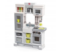 Interaktyvi virtuvėlė su priedais 24 vnt | City Kitchen | Step2 482600