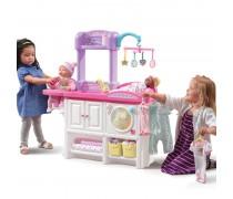 Lėlės priežiūros rinkinys | Love and Care Deluxe Nursery | Step2 8471