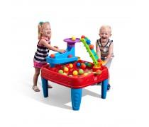 Vandens stalas su kamuoliukais | Discovery Ball Table | Step2 494200