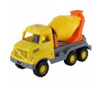 Žaislinis sunkvežimis su betono maišykle 59 cm | Wader 37350