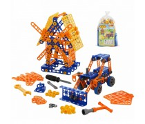 Vaikiškas konstruktorius 330 detalių | Wader 55132