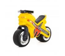 Balansinis geltonas motociklas | MX | Wader 80578
