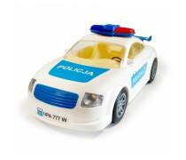 Policijos automobilis 27 cm | Wader 77912