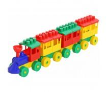 Traukinukas | Wader 36711
