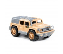 Visureigis automobilis 31 cm | Safari Jeep | Wader 63373
