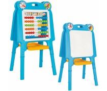 Edukacinė piešimo lenta su skaitliukais 2in1 | Woopie 28309