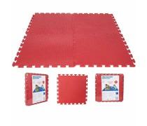 Edukacinis putų kilimėlis 4 vnt. | Raudonas | Woopie 28613