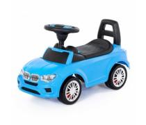Paspiriama mašina stumdukas | Super Car | Wader 84521