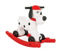 Supamas - važiuojantis šuniukas | 2in1 | Woopie 28521