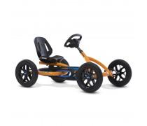 Minamas pripučiamais ratais kartingas - vaikams nuo 3 m. | Buddy Orange | Berg 24.20.60.03