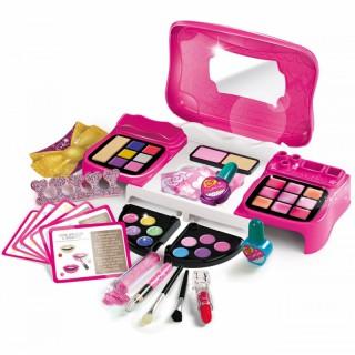 Makiažo - kosmetikos rinkinys vaikams | CRAZY CHIC | Clementoni 78293