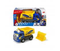 Žaislinis sunkvežimis 27 cm su šviesos ir garso efektais | Happy Scania | Dickie 3816002