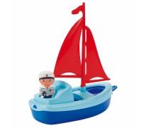 Laiveliai 2 vnt. su figūrėlėmis | Vandens stalų ir vonios žaislai | Ecoiffier 145