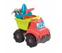 Mašina 32,5 cm su sodininko rinkiniu | Ecoiffier 4490