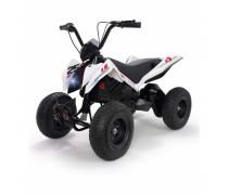 Akumuliatorinis keturratis vaikams pripučiamais ratais nuo 7 metų | 24V Quad X-Treme Dirt | Injusa 6025