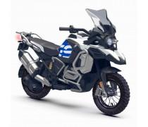 Akumuliatorinis motociklas vaikams nuo 6 iki 10 metų | BMW R1250 GS ADVENTURE 24V | Injusa 65024