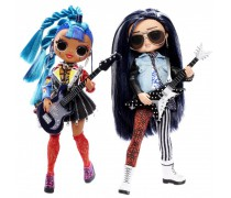 LOL 2 lėlės su muzika | OMG Remix Rocker Boi and Punk Grrrl | MGA 567288E7C
