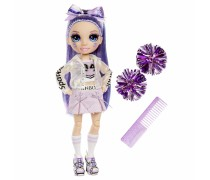 LOL Cheer Violet Willow lėlytė | Rainbow High | MGA 572084EUC