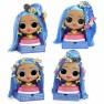 LOL lėlės galva 21,5 cm šukuosenoms | OMG Miss Independent | MGA 572022EUC