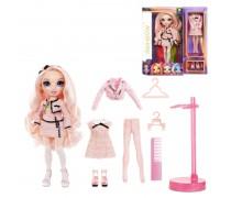 LOL Pink Bella Parker lėlytė | Rainbow High | MGA 570738EUC