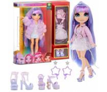 LOL Violet Willow lėlytė | Rainbow High | MGA 569602E7C