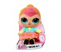 Minkšta pliušinė lėlytė   LOL Neon QT   MGA 571308