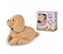Interaktyvus pliušinis šuniukas - loja, eina, daro salto | Chi Chi Love | Simba 5893239
