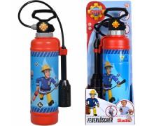 Vaikiškas ugnies gesintuvas su pompa | Fireman Sam | Simba 9252398