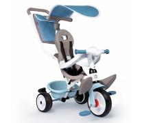 Triratukas - mėlynas   Baby Balade Plus   Smoby 741400