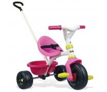 Triratukas - rožinis   Be Fun   Smoby 740322