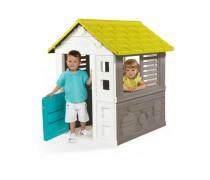 Žaidimų namelis su žaliuzėmis | Jolie Nature | Smoby