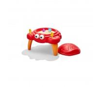 Smėlio dėžė - stalas su dangčiu ir priedais | Krabas | Step2 866100